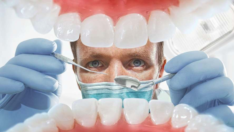 dentist-treating-patient